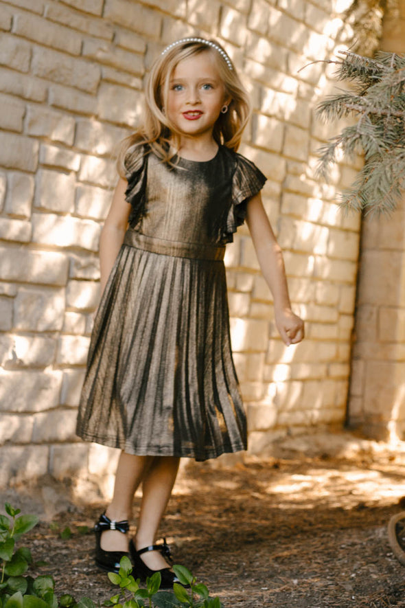 MINI DANCE THE NIGHT AWAY DRESS