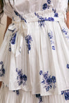 LORRAINE PORCELAIN DRESS