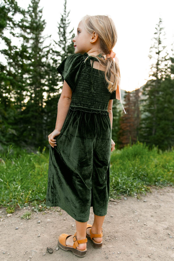 MINI ALPINE JUMPSUIT
