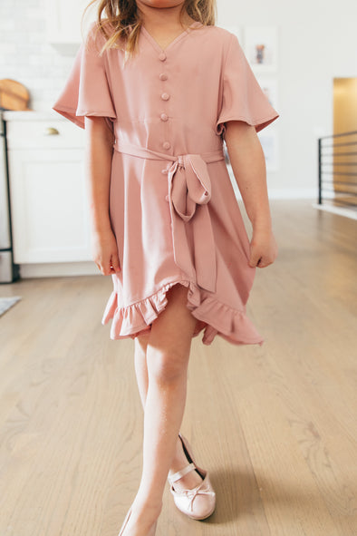 MINI Amara Flutter Dress