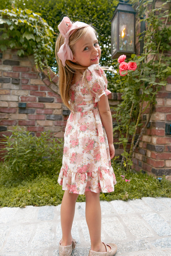Mini Rosalie Dress