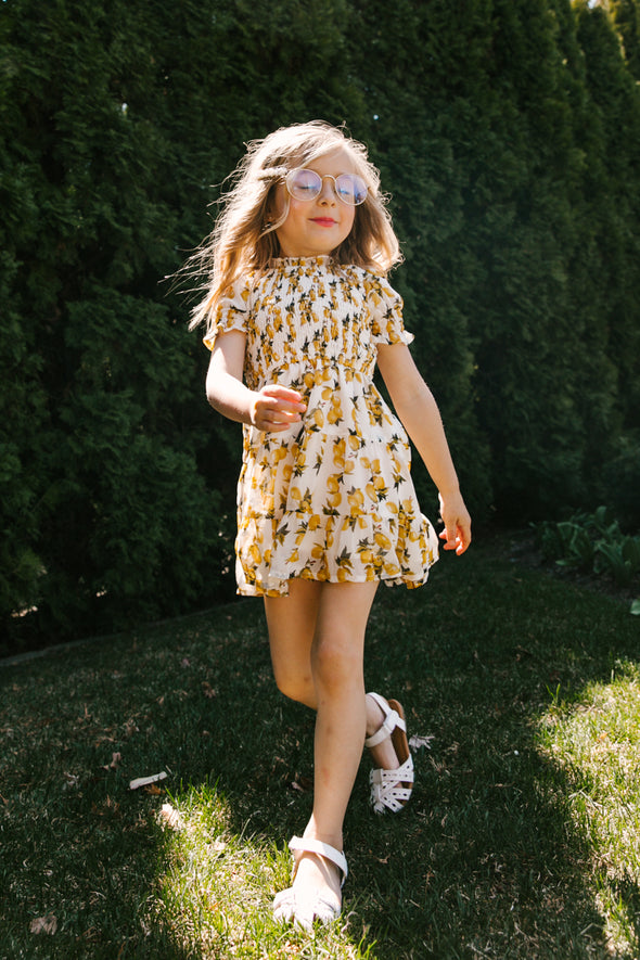 MINI LEMON DROP DRESS