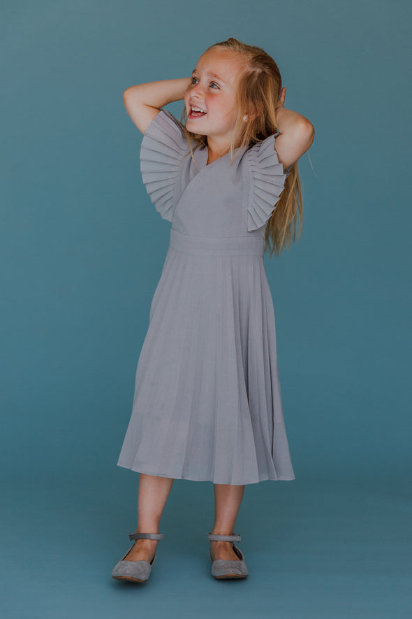MINI Alice In Wonderland Dress in Lilac