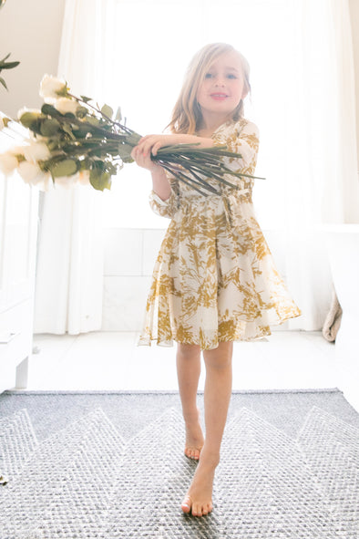 MINI IN THE MEADOW DRESS