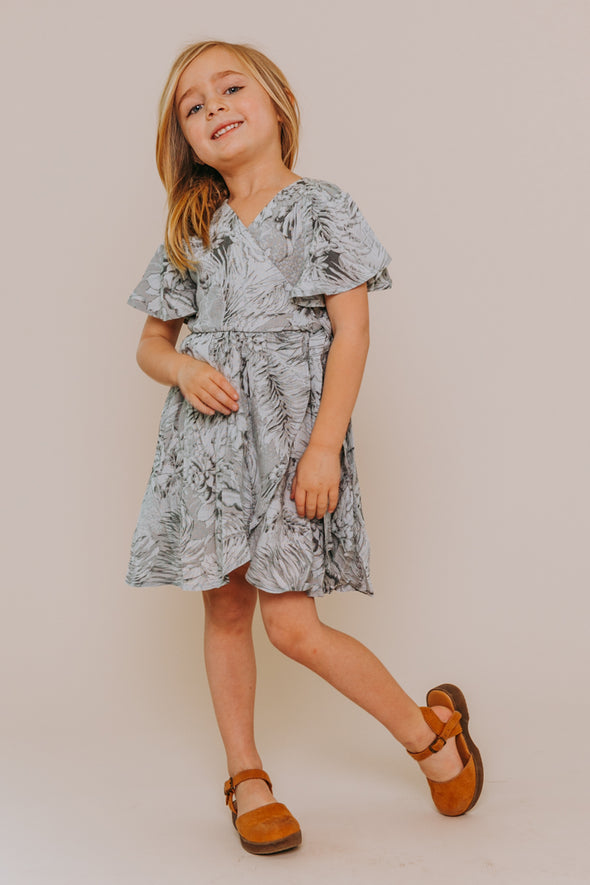 Mini Misty Island Dress