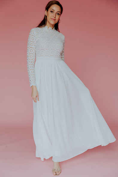 Arabella Lace Gown