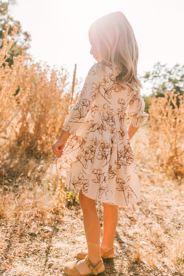 MINI AUTUMN DRESS