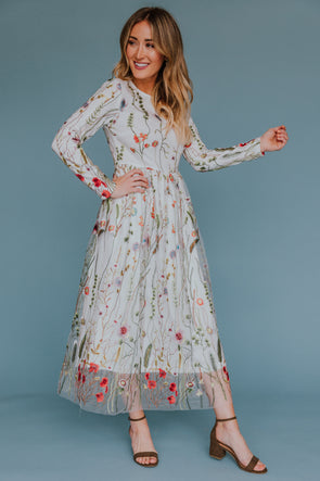 The Garden Party Dress
