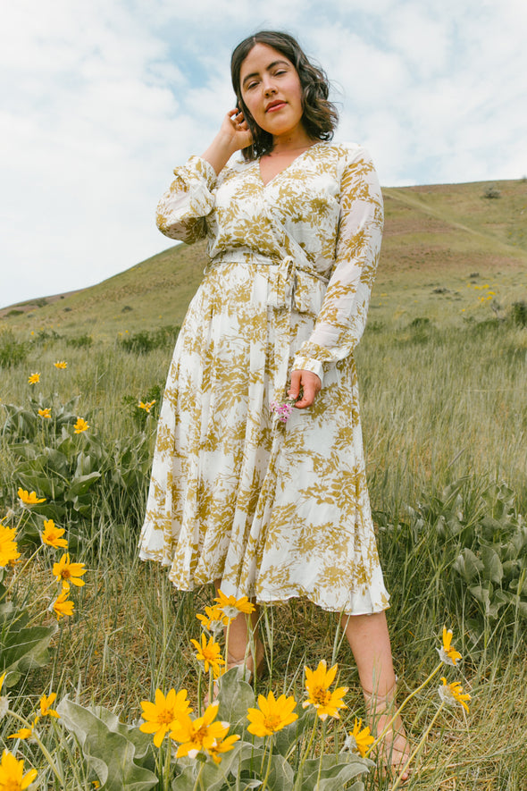 IN THE MEADOW DRESS