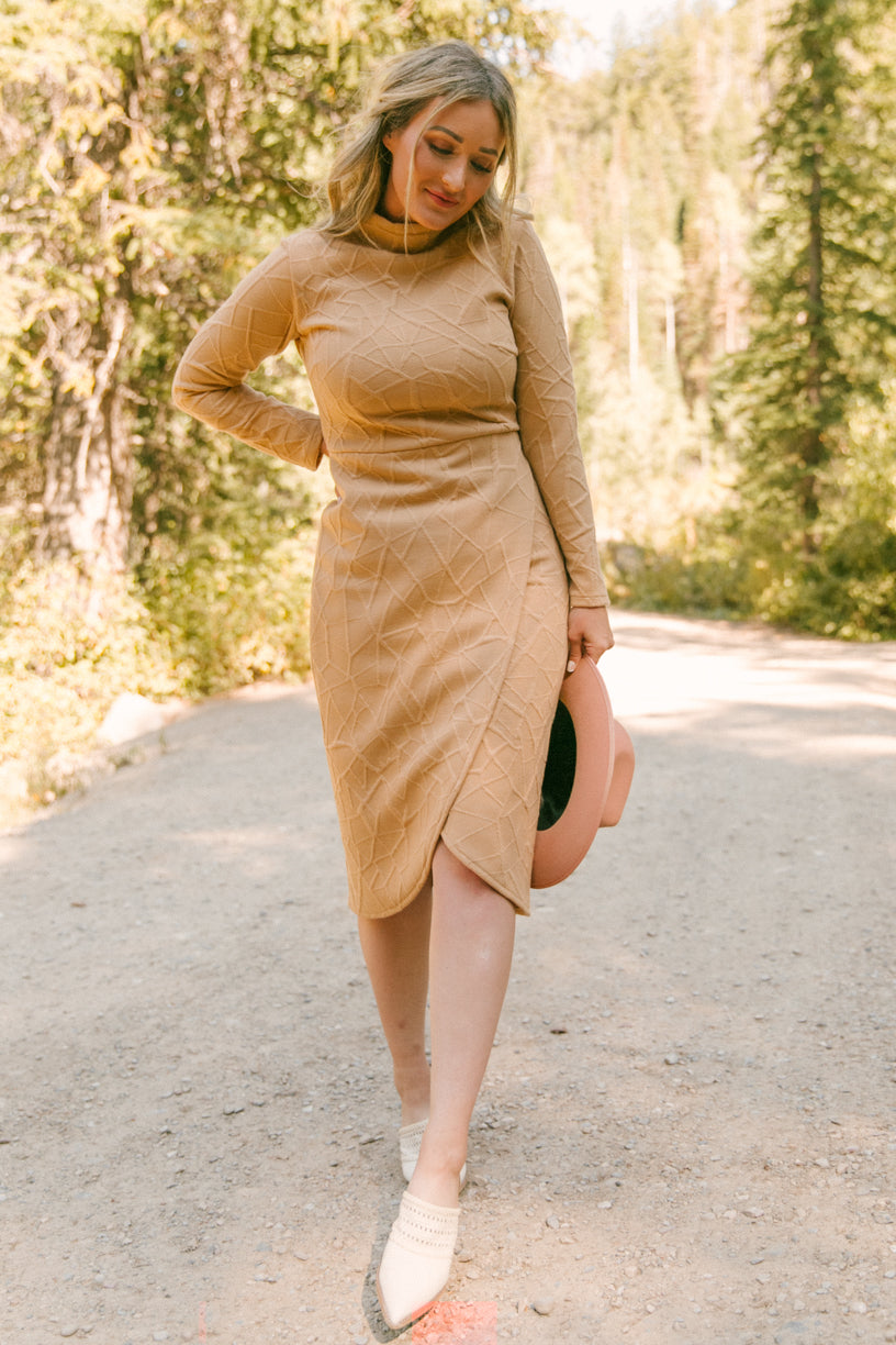 Penny Sweater Dress Small