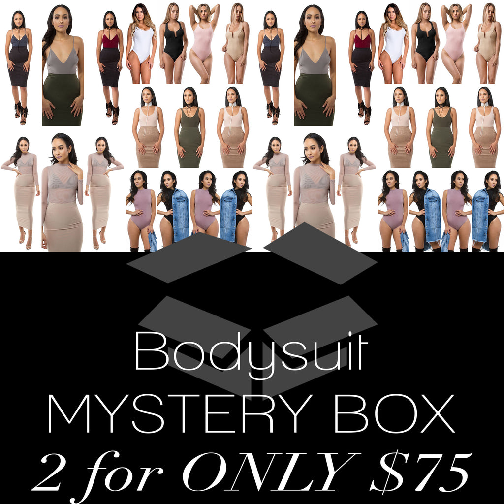 MYSTERY BODYSUIT BOX