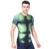 Azani Muscle Tank Top - Green/Navy/Grey