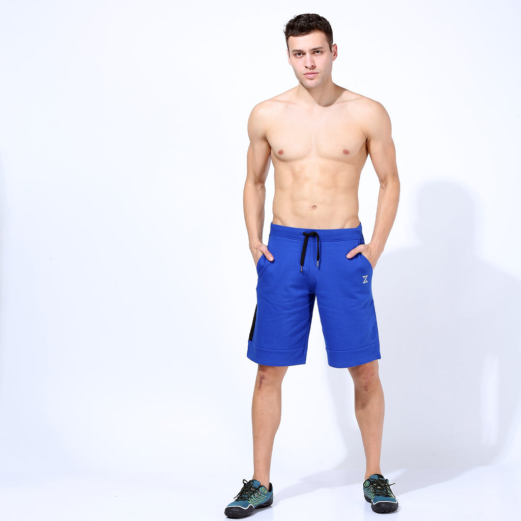 Azani Therma Flex Long Shorts - Royal Blue