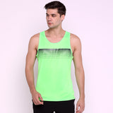 Azani Resonance Training Tank Top - Green