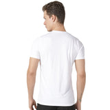Azani Active Men's Cyber Basketball T-Shirt - White