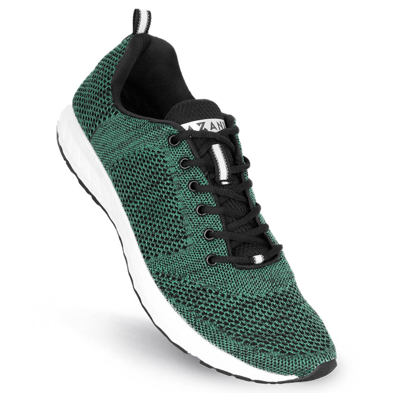 Azani Imperial Running Shoes - Army Green/Black
