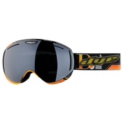 DYE Snow CLK Goggle, Black/orange Polarized