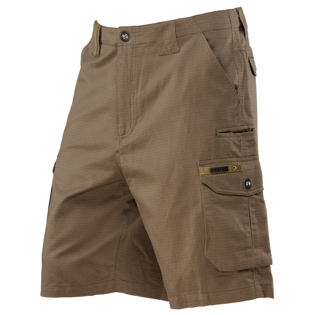 Cargo Shorts - Dark Beige