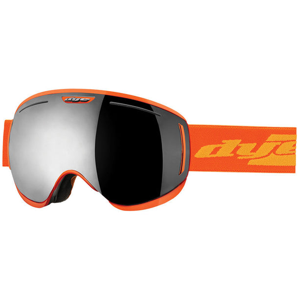 DYE Snow CLK Goggle | Orange w/ 2x Lenses