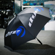 Dye Umbrella Black/Cyan 29""