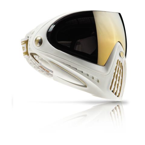 i4 Goggle - White / Gold Special Edition