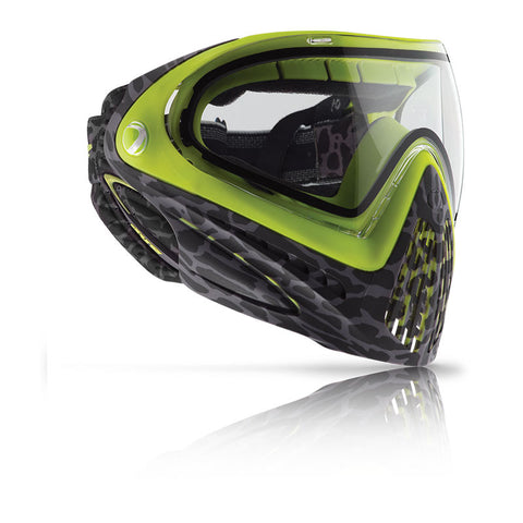 "i4 Goggle - Skinned Lime - ""WITH FREE GIFT"" !!"