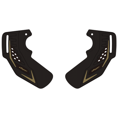 Ear Pieces i5 - Gold (Pair)