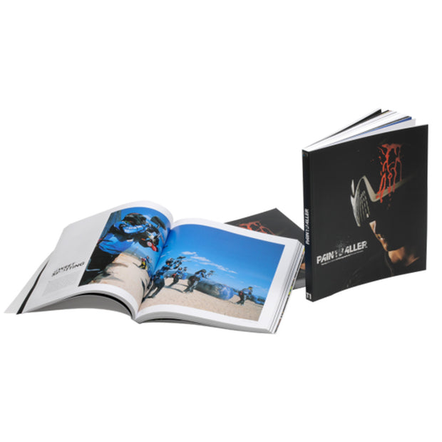 Paintballer - The Book
