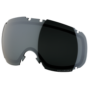 DYE Snow T1 Lens | Smoke Silver Polarized