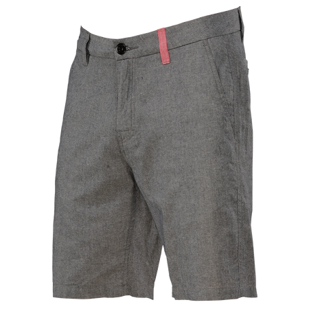 Trader Shorts - Heather Gray / Salmon
