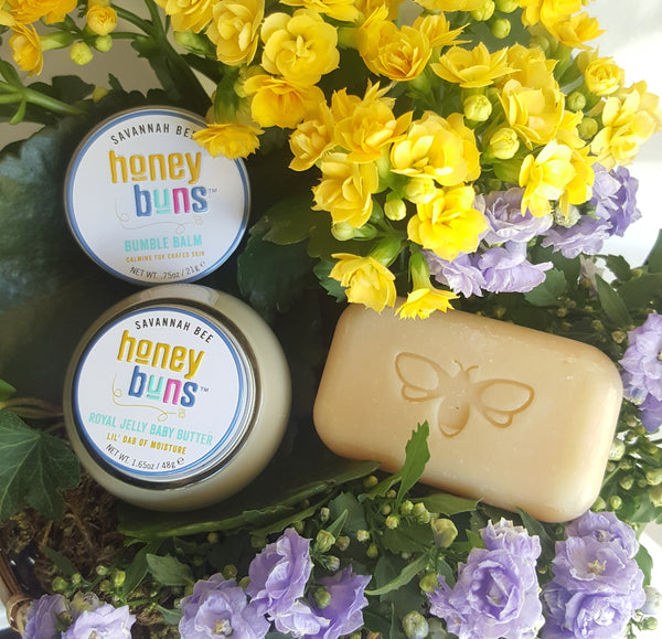 Honey Buns for Baby Buns  |  Skin Care