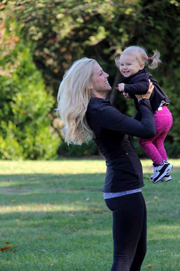 Strong as a Mother: 5 Tips for Staying Fit