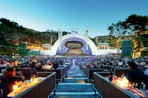 Hollywood Bowl Outdoor Concerts