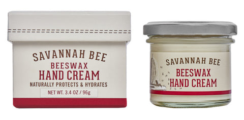 savannah bee hand cream