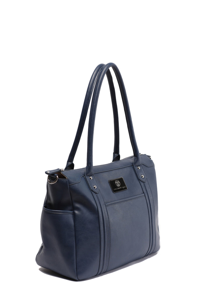 Tesla Baby Bag | Navy Blue