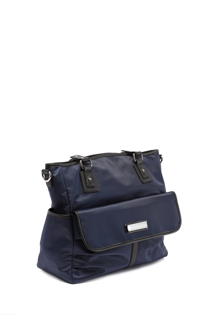 Diaper Bag in Midnight Blue - Lisa Baby Bag