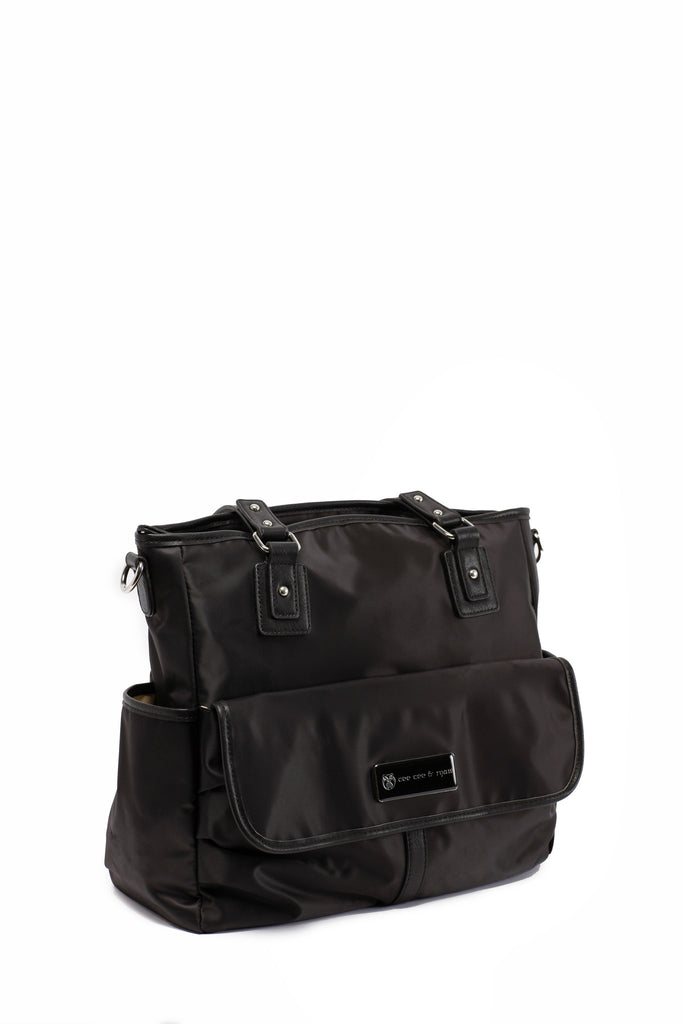 Diaper Bag in Black - Lisa Baby Bag