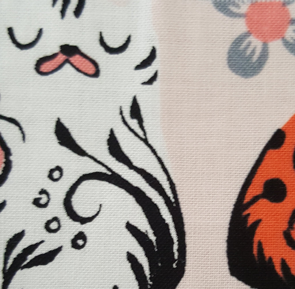 cat print for dresses