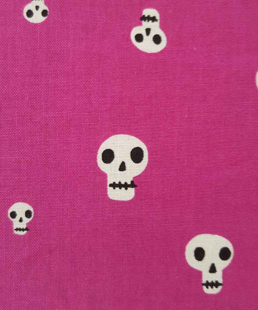 Girls Peter Pan Collar Dress | Skulls