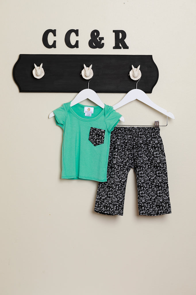 Kids Pant | Safety Pins