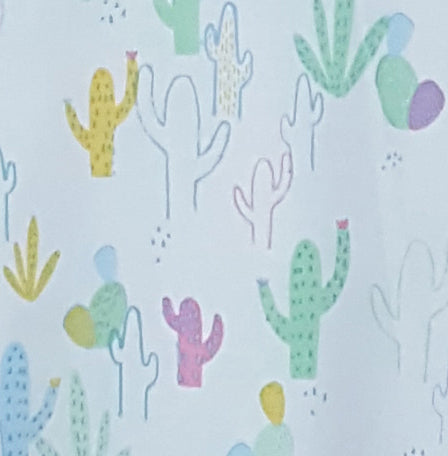 Cactus Prints for Kids Clothes