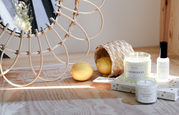Bliss Out and Relax with Hush Candle
