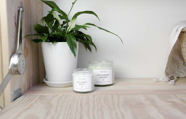 Community Event: Candle Making Workshop with Hush Candle