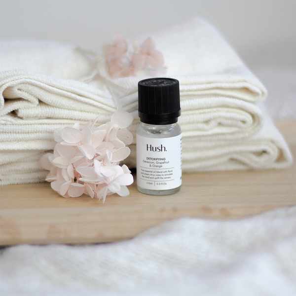 Detoxifying Essential Oil Blend