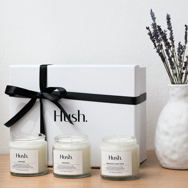 Three Candle Gift Bundle
