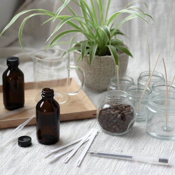 Essential Oil Blending & Candle Making Workshop