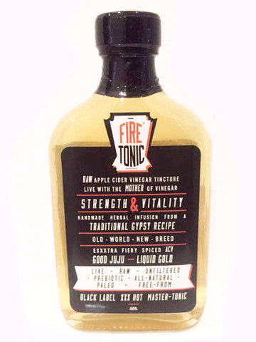 Fire Tonic - Black Label - Release