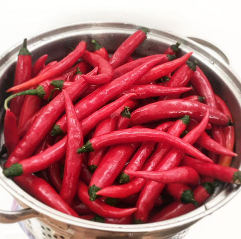 Chillies  ... FIRE TONIC ® ingredient #4