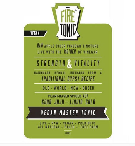 Vegan Fire Tonic