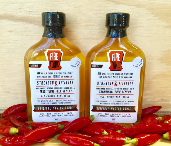 101. Fire Tonic CHILLI - Twin Pack